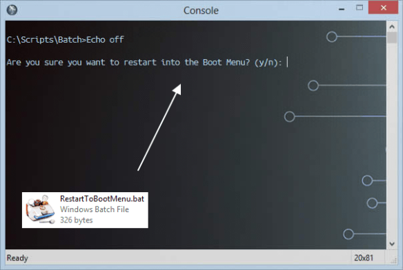 How to Run Batch Files With Console2 By Default   Simple