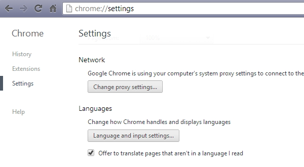How to Force Google Homepage into English in Chrome | Simple Solutions